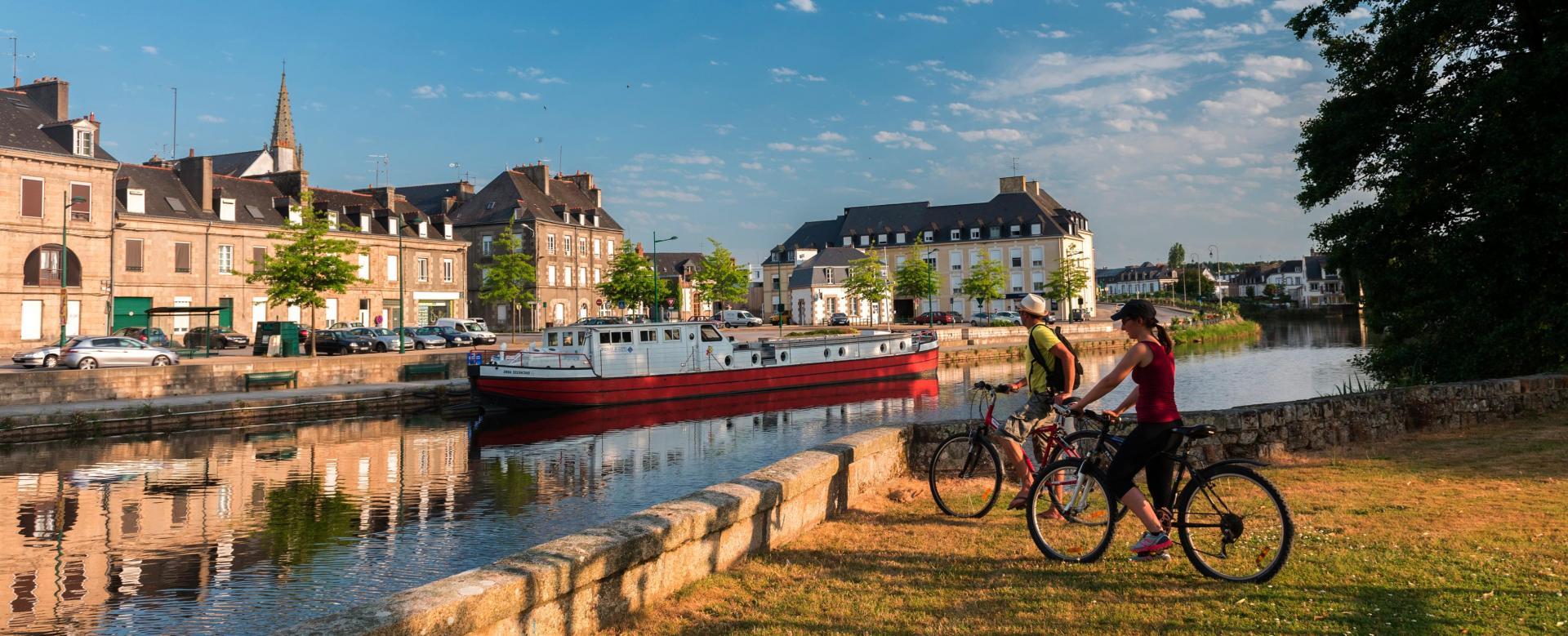 Een fietstocht langs schilderachtige plekken