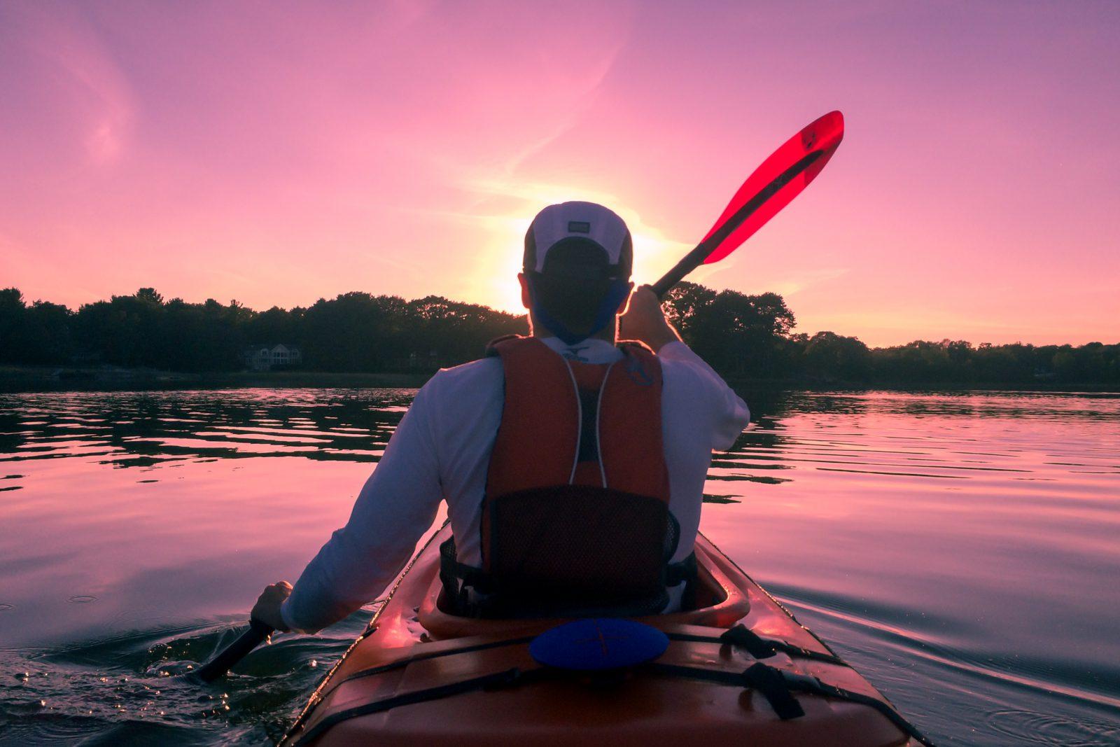 Ontdek de Loire aan boord van een kano of kayak